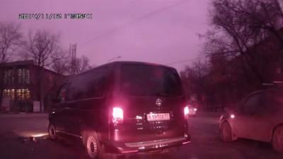 ДТП Москва ул. Академика Скрябина