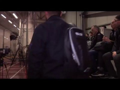 Alpinestars Tech-Air airbag crash test