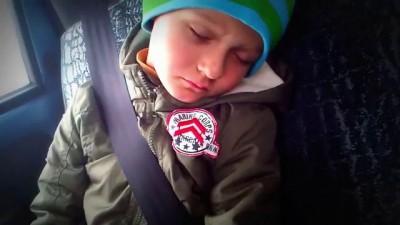 Засыпаша или Как ребенок борется со сном