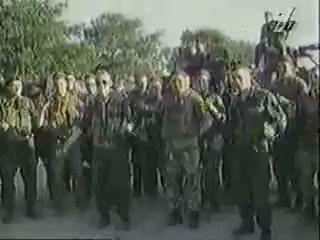 Спецназ ВВ, Чечня 1995
