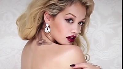 Голые знаменитости Рита Ора (Rita Ora) 18+
