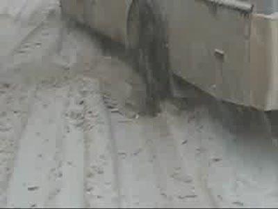 Снежный шторм в Одессе Часть 1
