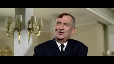 Луи де Фюнес в образе Гитлера / Louis de Funes in the image of Hitler