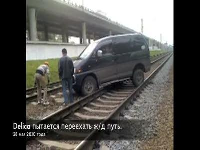 Пятничный случай близ станции Калитники