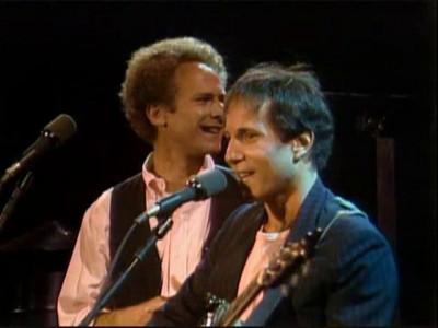 Simon & Garfunkel - The Sound of Silence (Central Park)
