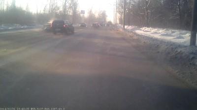 Авария в Казани 31 января