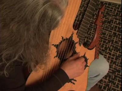 "Keith Medley - ""Ride"" Teaser - 27 String Guitar"
