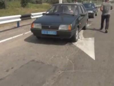 Милиция пыталась ограбить Белорусов