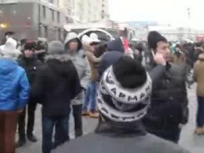 Москва. 31 декабря