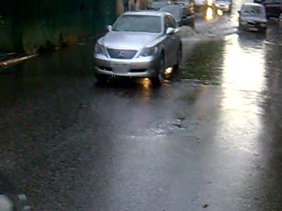 Потоп на Хохловке