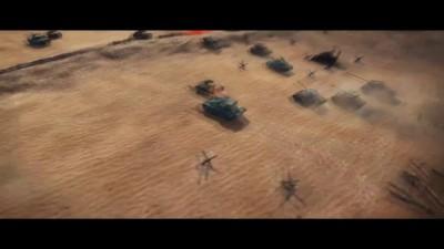 Тизерный рекламный ролик World of Tanks набор в клан RaidCall 9722063 или 73337