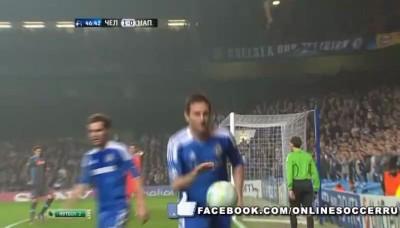 Челси-Наполи 2-0