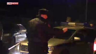 Киллер расстрелял бизнесмена из автомата под Москвой