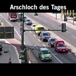 Мудак в Германии