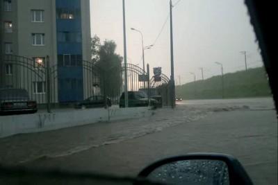 Дождик в Казани (часть 1)