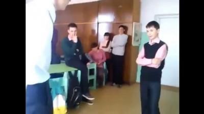 Справедливо наказал обидчика