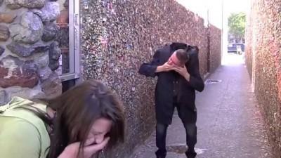 Craziest Scare/Prank Trick Ever! Magician Sneezes Head Off!