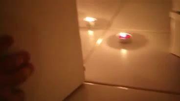 Интимный момент в ванной