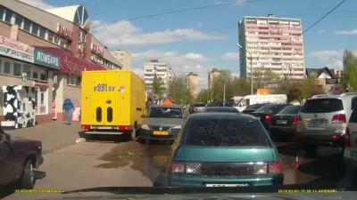 Дорожные разборки