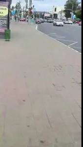 Вот так относятся к России в Саранске!
