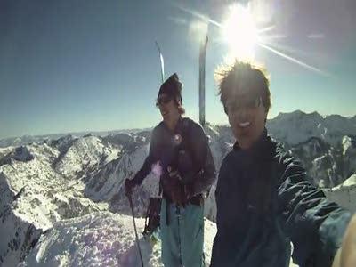 Парашют+лыжи