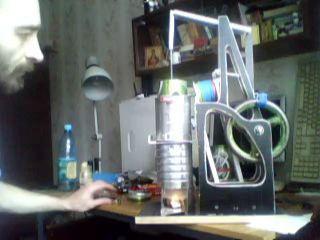 Пламенный мотор преподобного Стирлинга