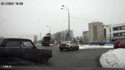 ДТП Лиговский путепровод