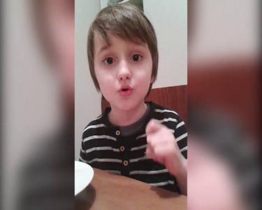 Шестилетний пацан жжот про Гитлера