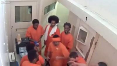 Jailed terrorist trying