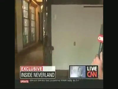Michael Jackson Ghost? During CNN Larry King Interview with Jermaine Jackson