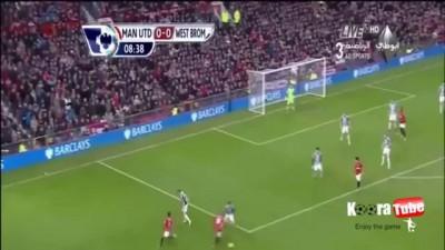 Манчестер Юнайтед (Манчестер) – Вест Бромвич Альбион (Вест Бромвич) – 2:0