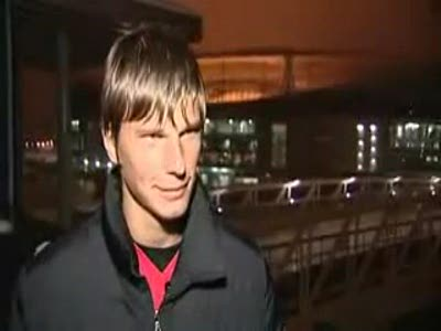 Andrei Arshavin [First Arsenal Interview]