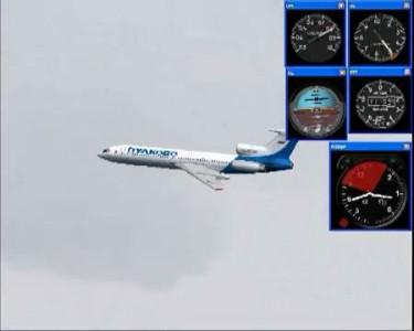 Авиакатастрофа Ту-154 под Донецком