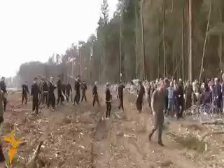 Драка в Цаговском лесу