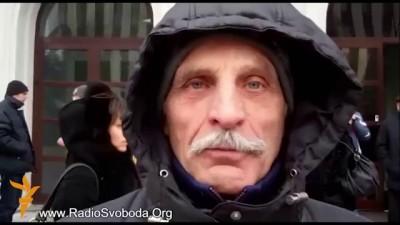 Днепропетровск. Захват облсовета 25.02.2014 / Украина Майдан