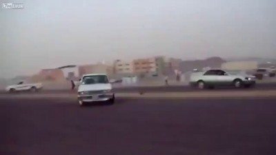 Дрифтинг по арабски