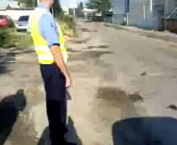 ГАИ Харькова вызывает бандита, который бьет людей
