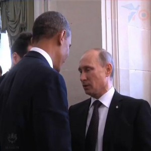 Диалог Путин и Обама