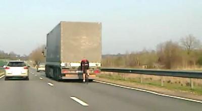 90 км/час на велосипеде