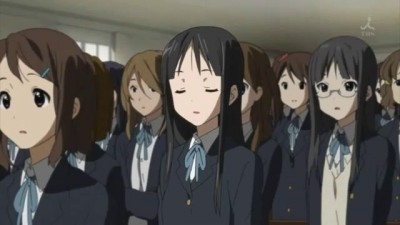 K-On Russian national anthem
