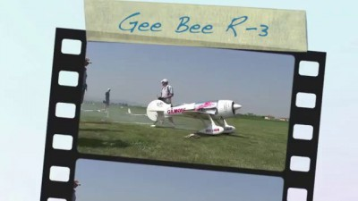 GEE BEE R-3 Dream Plane !!