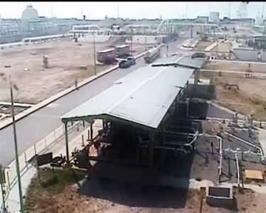 Взрыв на нефтепер заводе, Мексика