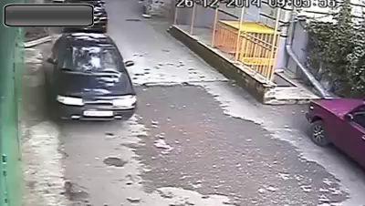 Неправильная парковка.