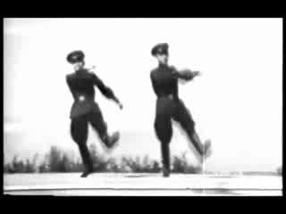 Баттл ансамбля песни и пляски Советской армии им. А. В. Александрова