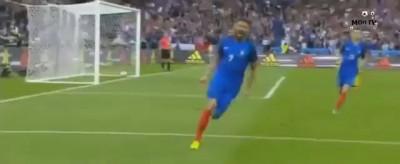 France vs Romania 2-1 All Goals 10/06/2016