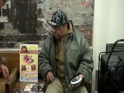 Блюз бездомного