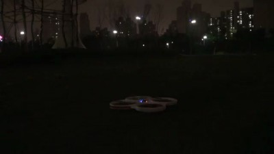 QuadCopter Night Flying