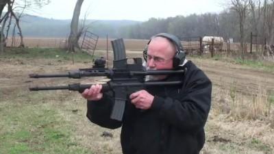 "Tromix ""Siamese M16"""