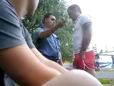 Полиция VS быдло