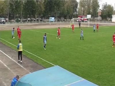 Вот такой молдавский футбол